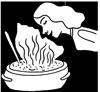 dampfendes Essen EAT CLUB