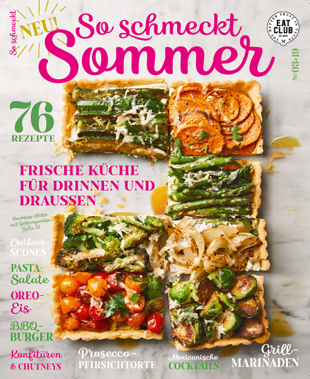 Cover So schmeckt Sommer EAT CLUB