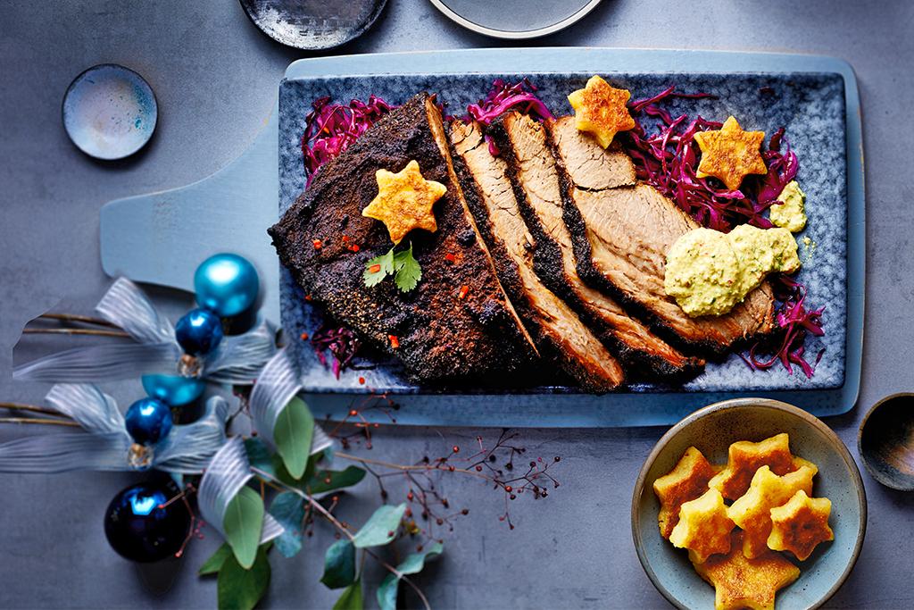 Beef Brisket Weihnachten EAT CLUB